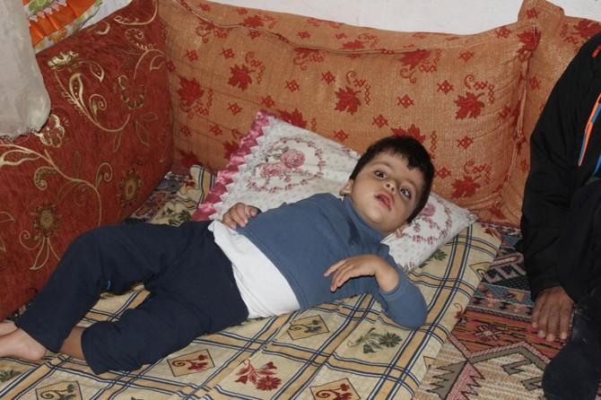 Acılı anne: Çocuğumun gözümün önünde ölmesini istemiyorum