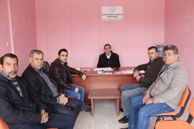 """Suriyeli muhacirler """"Yardım Derneği"""" kurdu"""