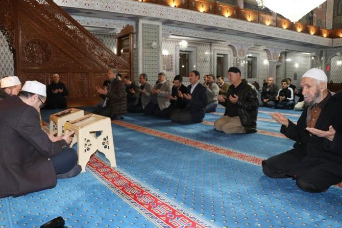 Erbakan Hoca için mevlit programı düzenlendi