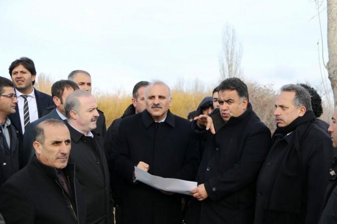 Vali Zorluoğlu arıtma tesislerinde incelemelerde bulundu