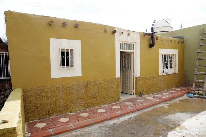 Leyla Nine'nin evi onarıldı
