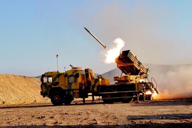 Afrin operasyonunda 43'üncü gün