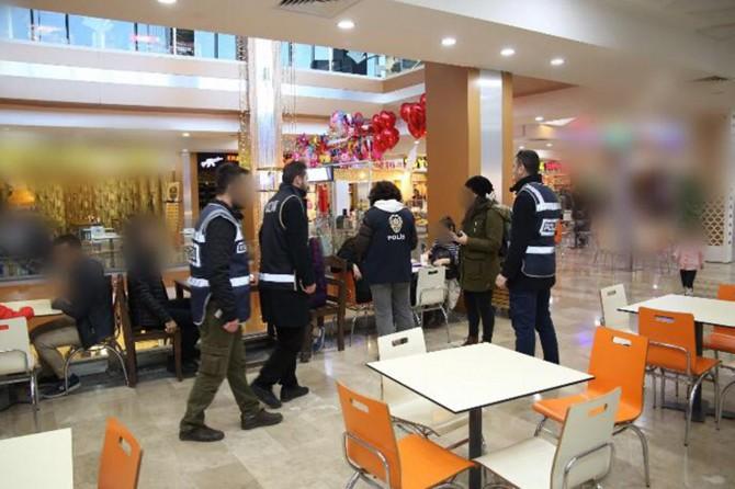 Mardin'de asayiş uygulaması: 13 gözaltı