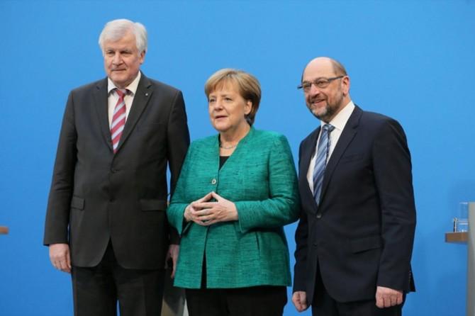 Almanya'da hükümet kuruluyor