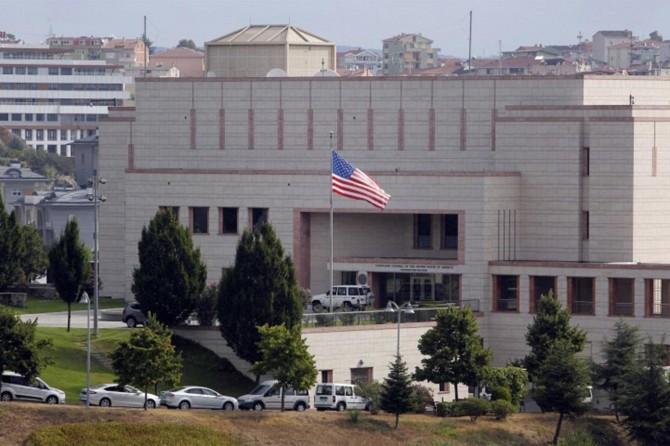ABD Ankara Büyükelçiliği bugün kapalı olacak