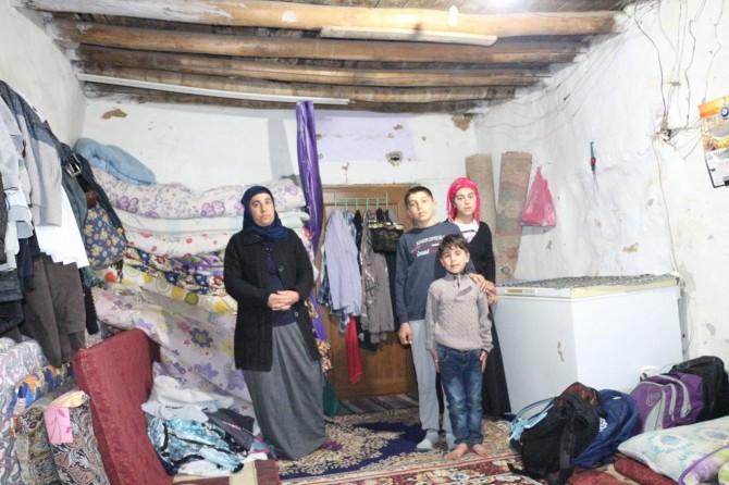 Ataç ailesinin evi onarılacak