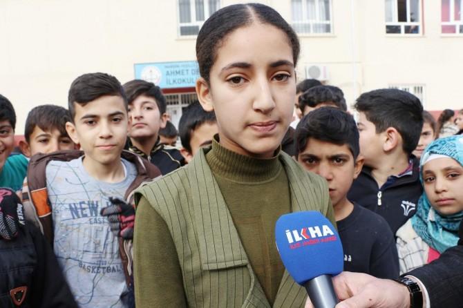 """Serkeftina """"Îmtîhana Sîyerê"""" ya xwendekara Sûrîyeyî"""