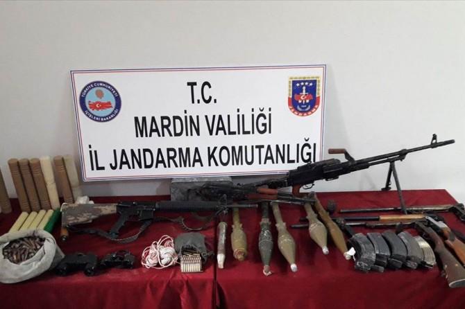 Mardin kırsalında PKK operasyonları sürüyor
