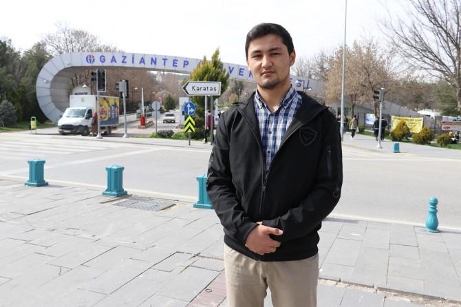Kırgızistanlı öğrenci Siyer Sınavı'nda dereceye girdi