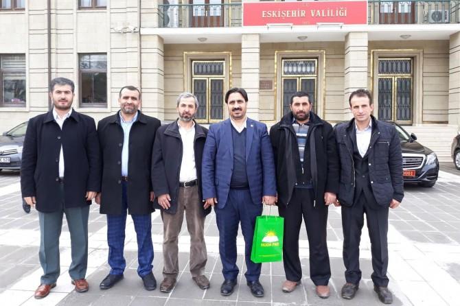HÜDA PAR Eskişehir teşkilatı kuruldu