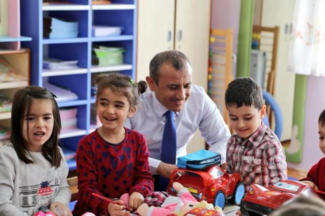 Tunceli Valisi Tuncay Sonel okul ziyaretlerine devam ediyor