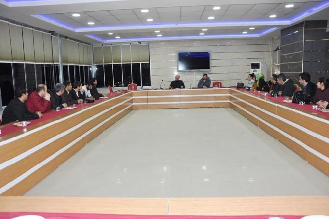 Yılın ilk öğretmen buluşmaları programı gerçekleştirildi