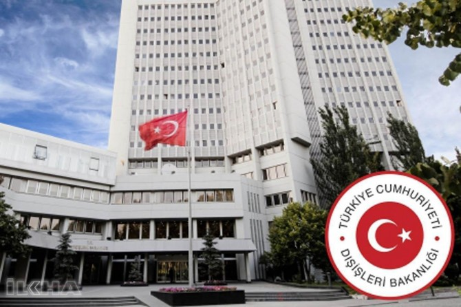 Pentagon spokesman speaks nonsense: Turkish Ministry of Foreign Affairs