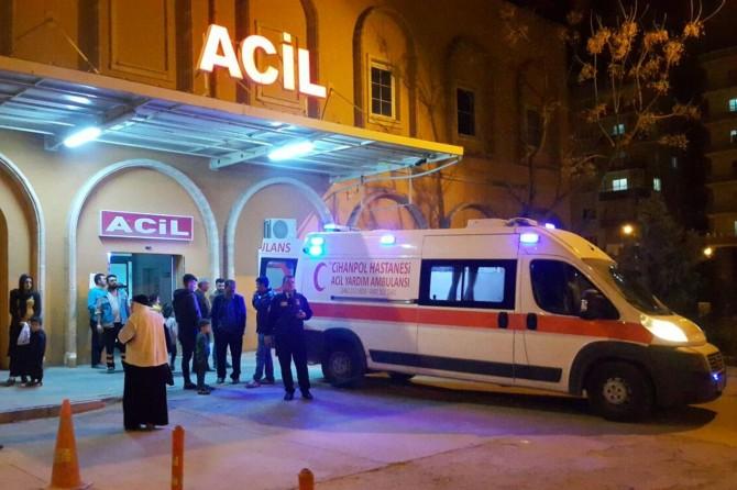 Mardin'de bıçaklı kavga: 2 yaralı