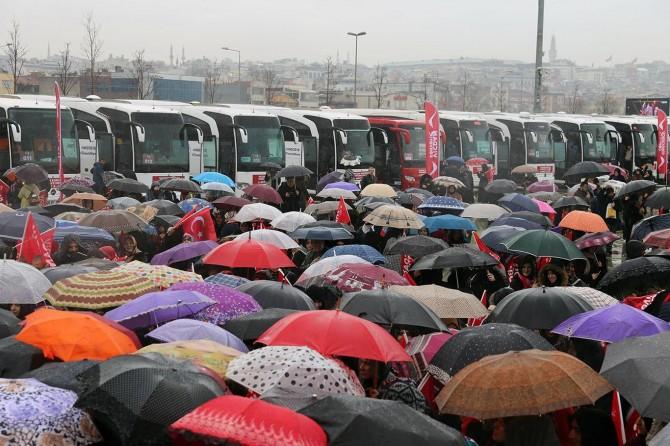 Conscience Convoy departs Istanbul