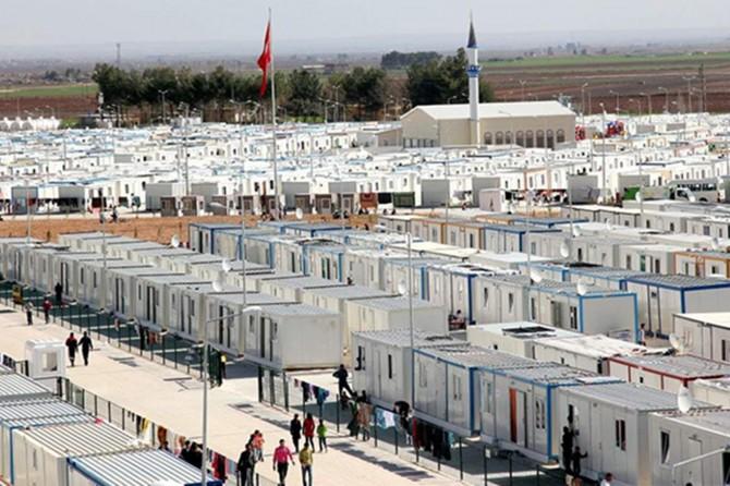 Tirkîye li Sûrîyê bo penaberan 9 kampan ava dike