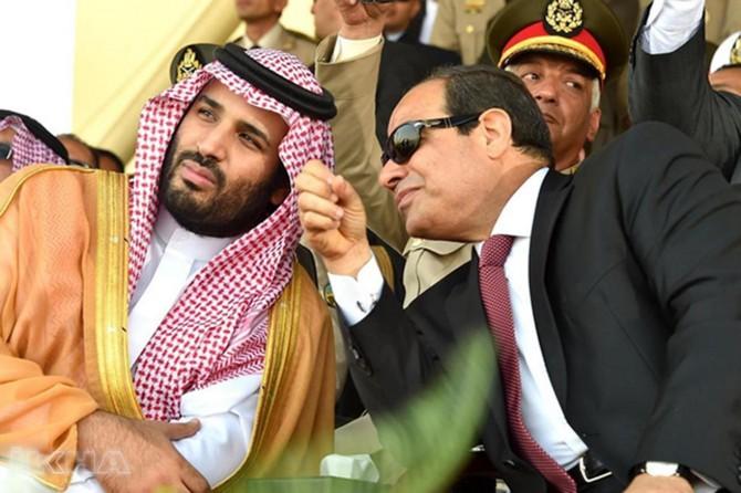 """Devil's triangle"" says Prince Salman for Turkiye, Qatar, and Iran"