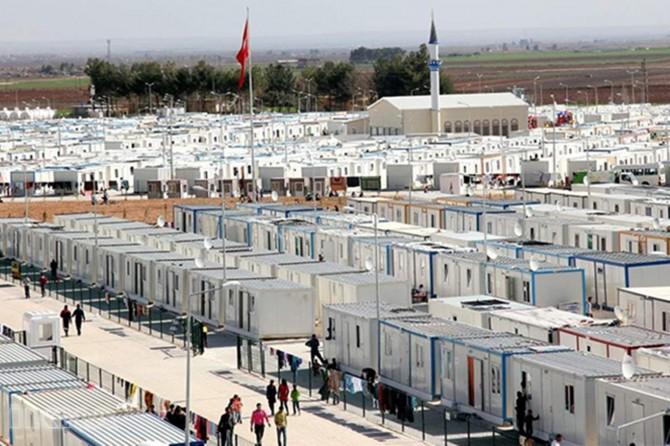 Turkiye to set up camps in Syria