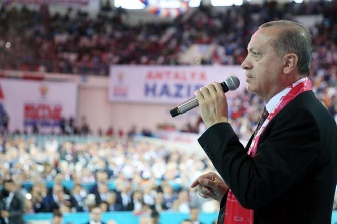 Erdoğan'dan NATO'ya Suriye çağrısı