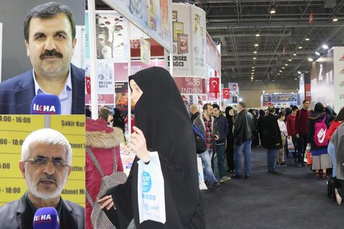 """İstanbul CNR EXPO'da """"OKU"""" temalı kitap fuarı başladı"""