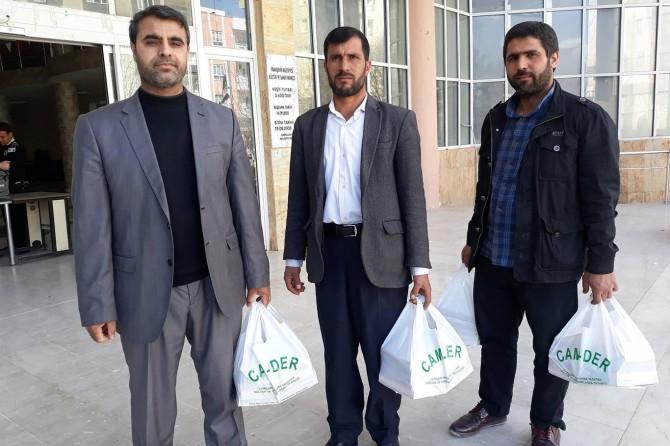 Kitap bağış kampanyasına Cami-Der'den destek