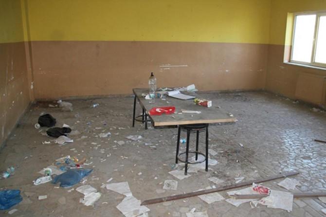 """""""Diyarbakır eğitim kurumlarında pislik diz boyu"""" önergesi"""