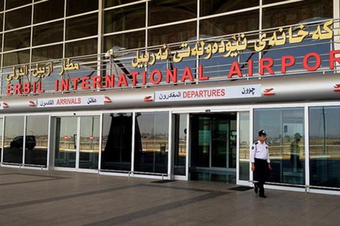 Kürdistan Bölgesi'ndeki havalimanları için karar