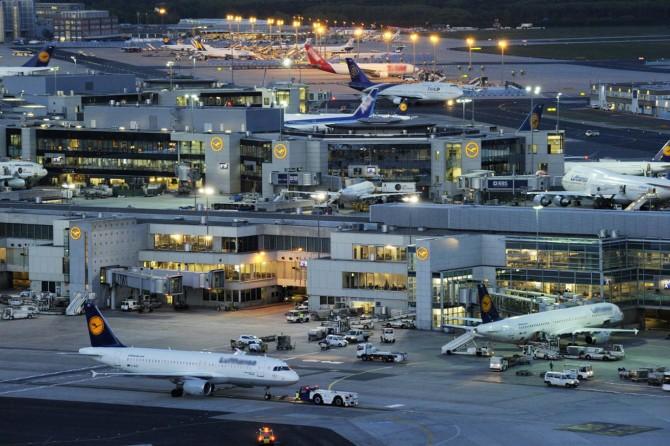 Alman havalimanlarında yeni uygulama