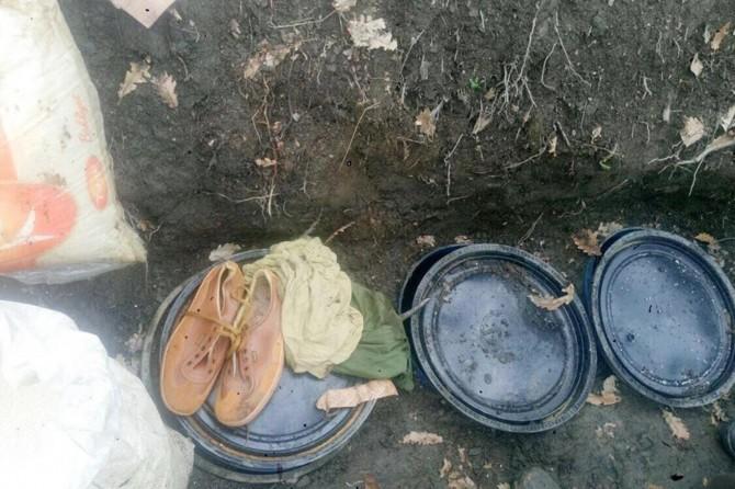 Bitlis kırsalında ele geçirilen el yapımı patlayıcılar imha edildi