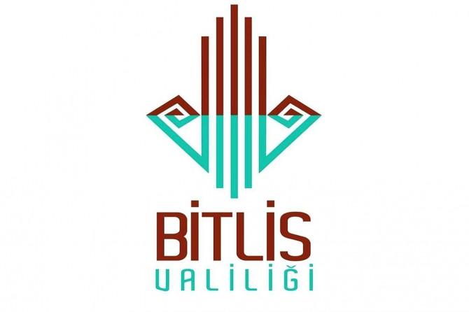 Bitlis'te etkinlikler bir ay süreyle izne bağlandı