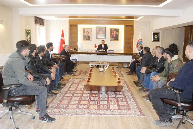 Ağrı'da Hurdacılar Sitesi açılıyor