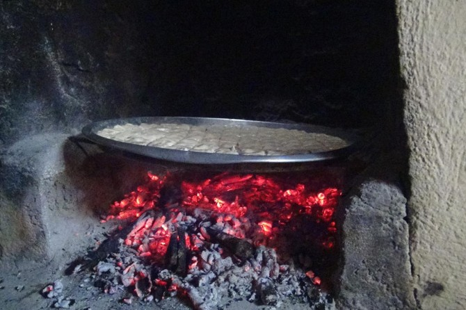 Köy sofra kültürünün farklı lezzeti: Zervet