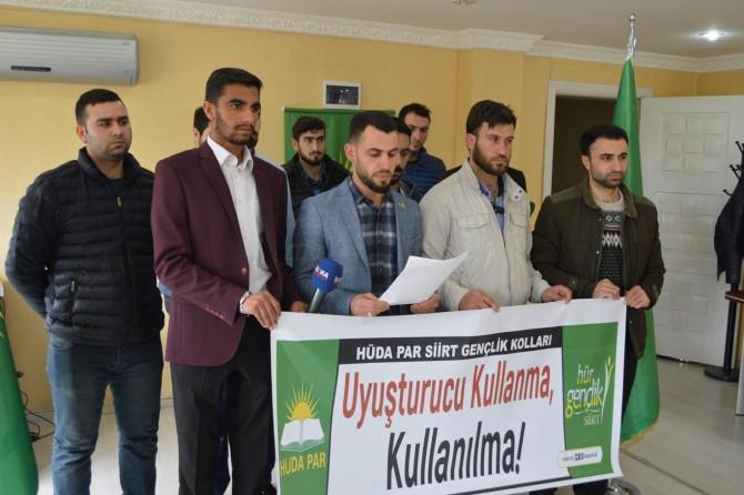 """""""Uyuşturucuya karşı gençlerin Kur'anî iklimden geçmeleri gerek"""""""