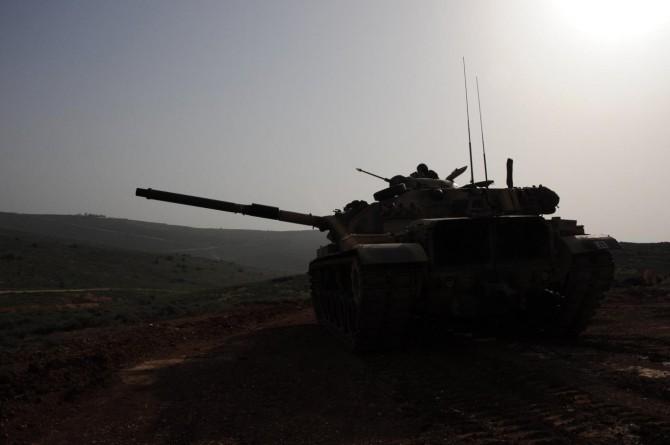 Afrin operasyonunun 57'inci günü