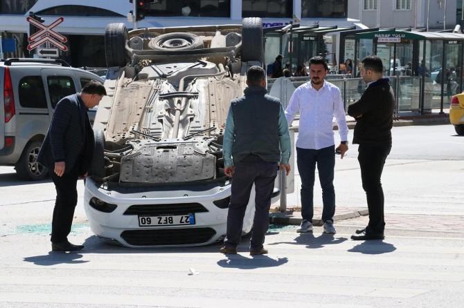 Gaziantep'te kaza: Biri çocuk 4 yaralı