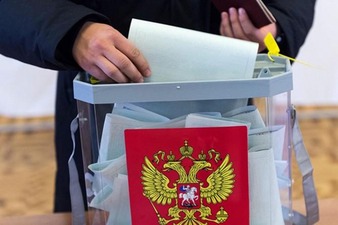Rusya bugün sandık başında
