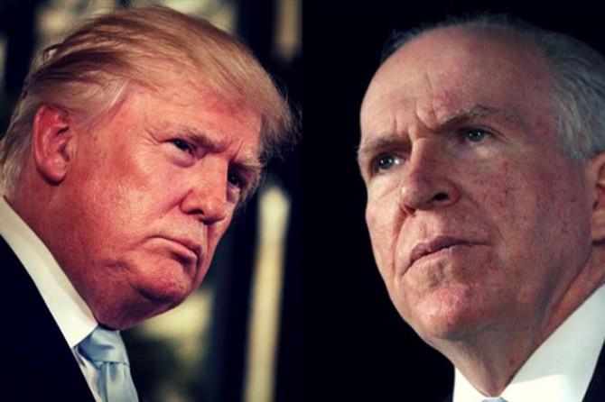 Eski CIA Direktörü'nden Trump'a: Rezil demagog