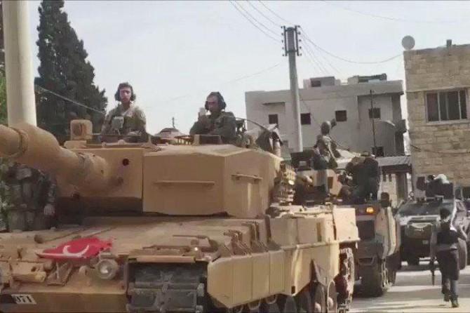 TSK: Navenda Efrînê hat kontrolkirin