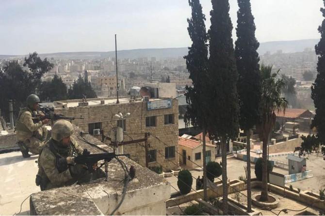 Ji TSKyê derbarê Efrînê de daxuyanî