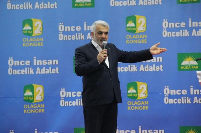 Yapıcıoğlu: Kürt meselesinin çözümünde tüm örgütlü yapılar muhatabınızdır