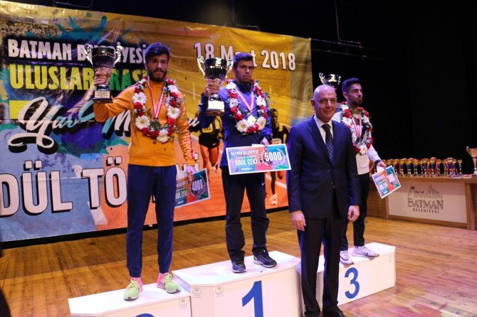 İkinci Uluslararası Yarı Maratonu yapıldı