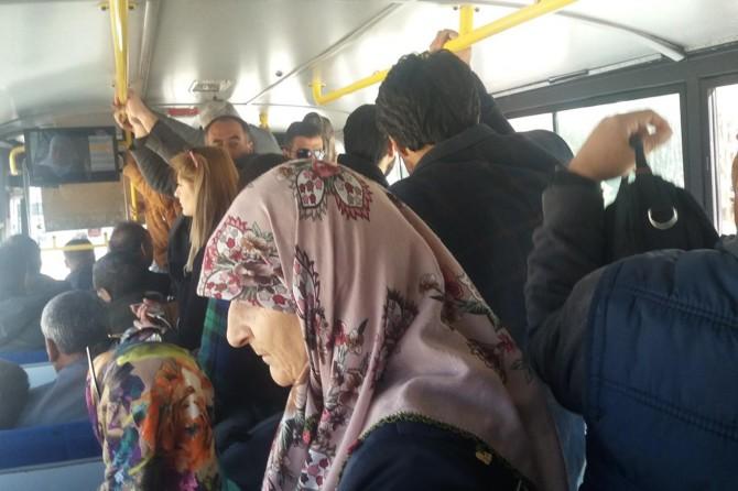 """""""Halk otobüsleri mağdur etmede sınır tanımıyor"""""""