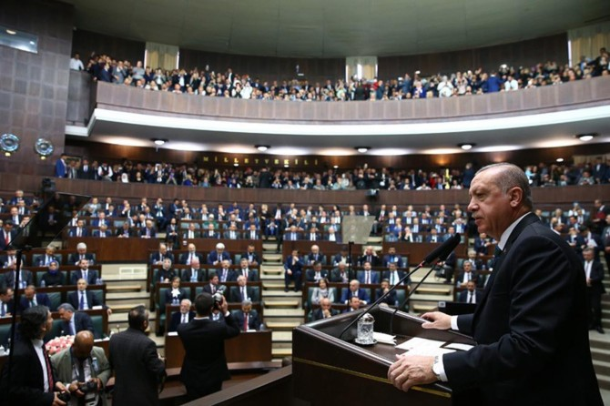 Erdoğan'dan ABD'ye Afrin tepkisi
