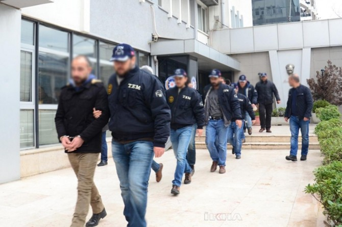Ağrı'da şubat ayında düzenlenen operasyonların bilançosu açıklandı