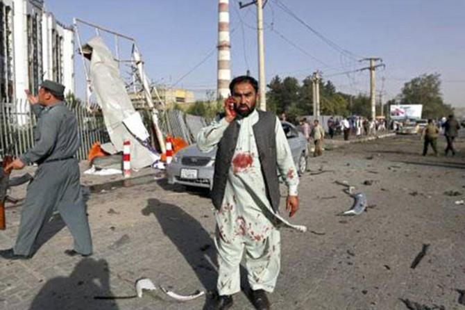 Li Kabîlê êrîşa bombeyî: 36 kes jiyana xwe ji dest dan