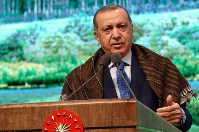 Erdoğan'dan ABD'ye: Mümbiç'te bulunmaya hakkınız yok