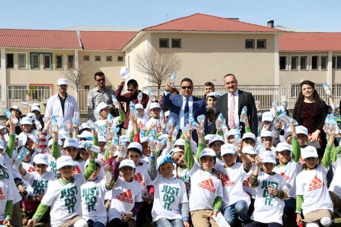 VASKİ Dünya Su Gününü öğrencilerle kutladı