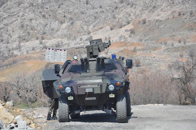 Batman'da bir PKK'li öldürüldü