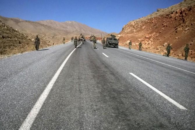 Bitlis'te patlayıcı infilak etti: Bir asker hayatını kaybetti