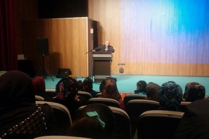 Van'da yaşlı sağlığıyla ilgili seminer